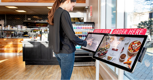 How Kiosks Are Empowering Restaurant Guests for the First Time
