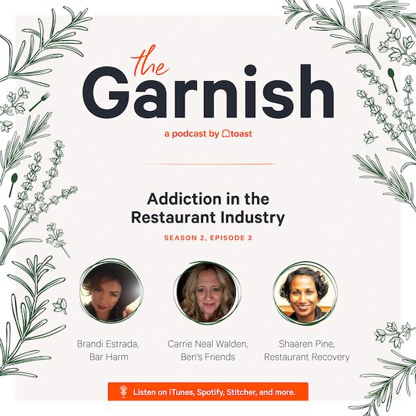 Addiction Garnish Graphic