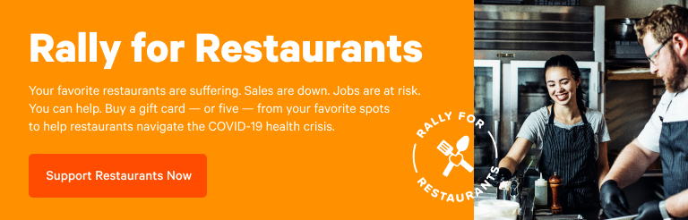 Rally for Restaurants