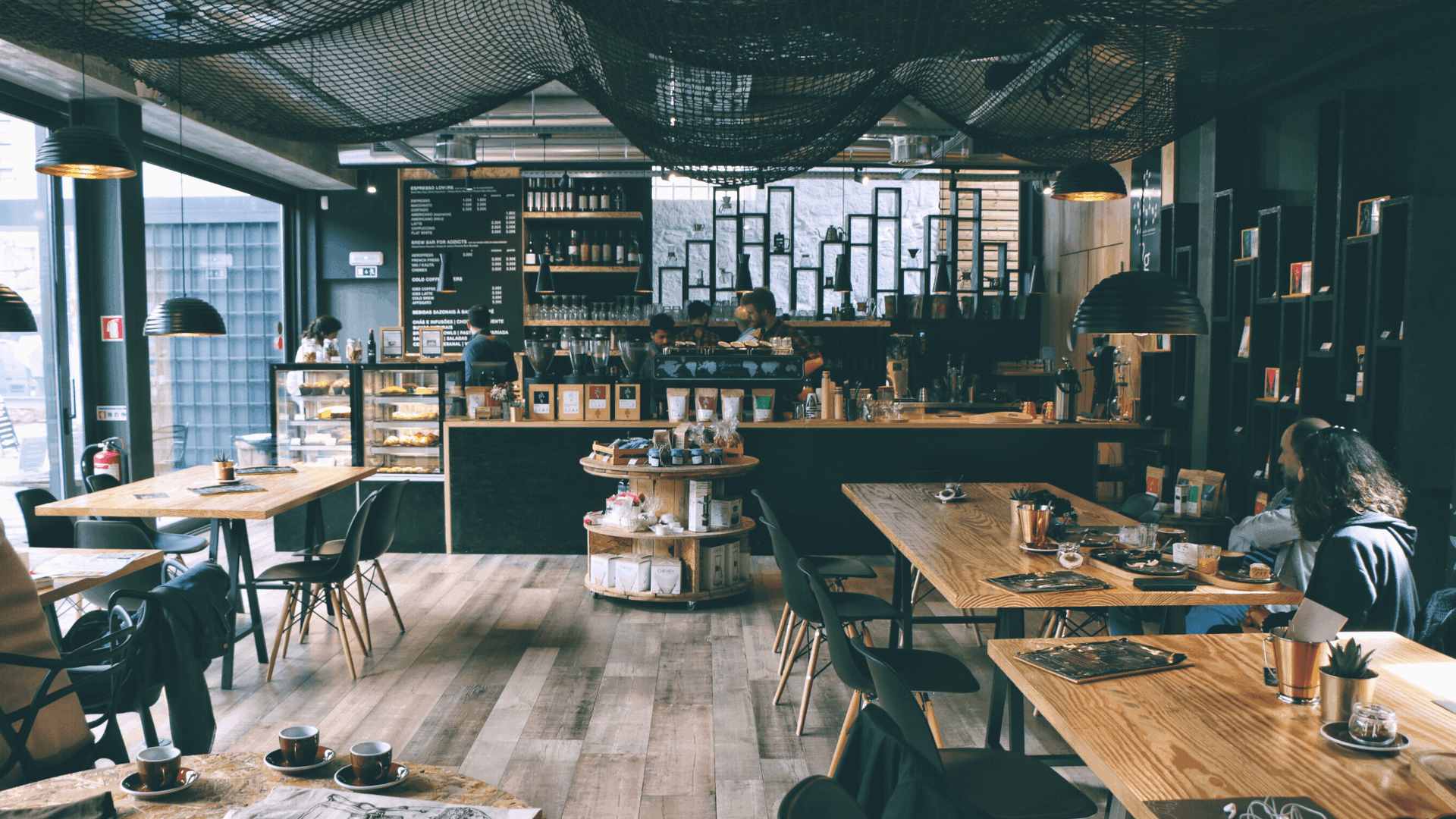 3 Clever Coffee Shop Interior Design Examples And Ideas On The Line Toast Pos