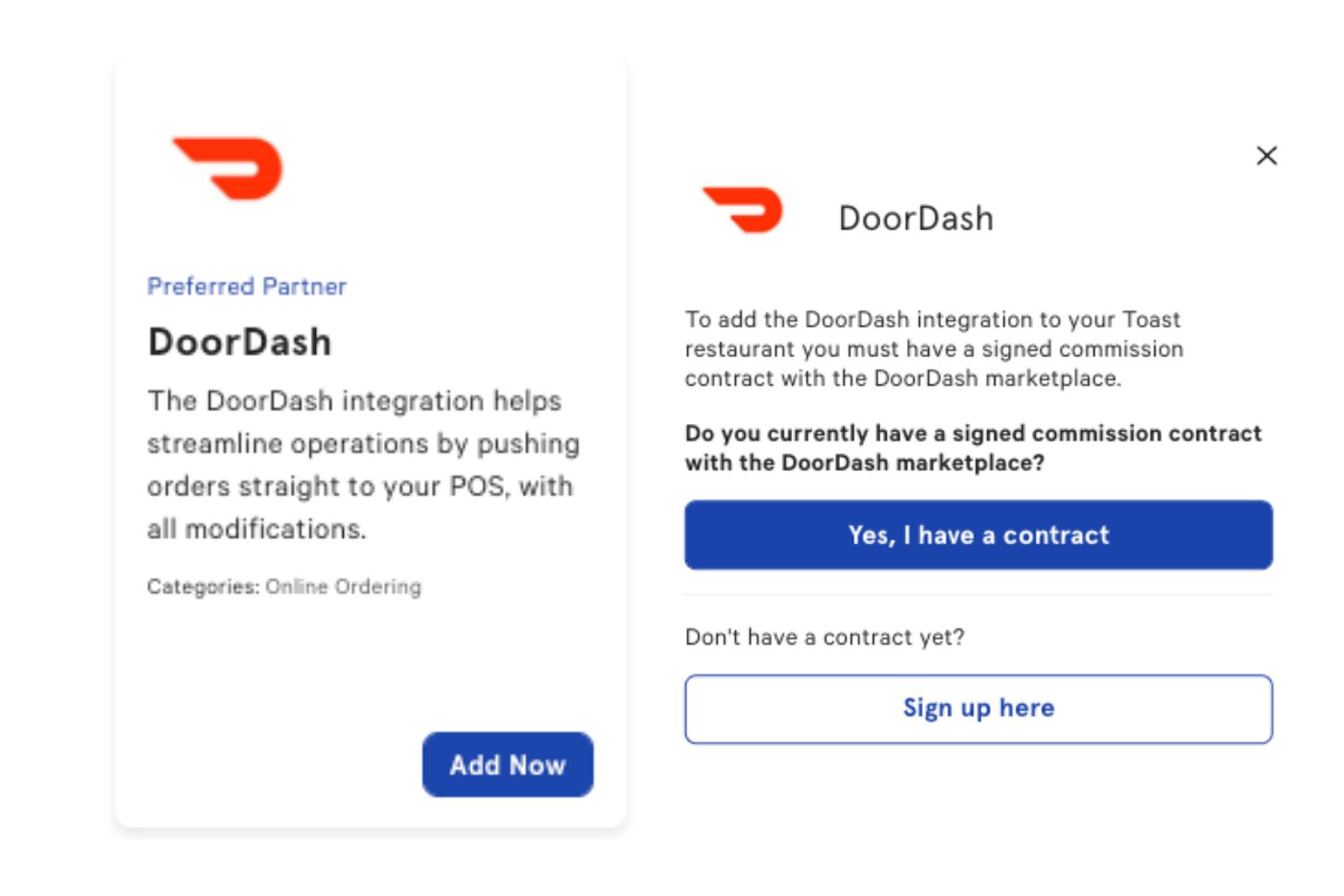 Door Dash image