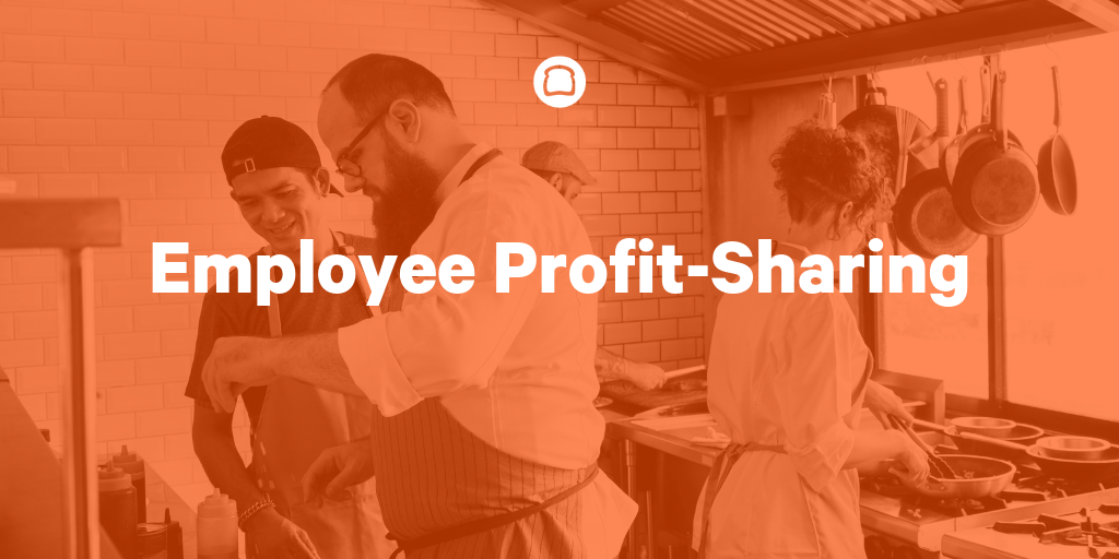 restaurant staff management models - employee profit-sharing