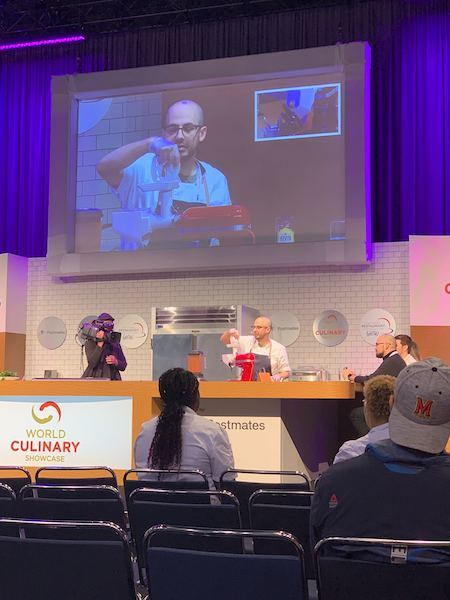 Live Coverage of the 2019 National Restaurant Association