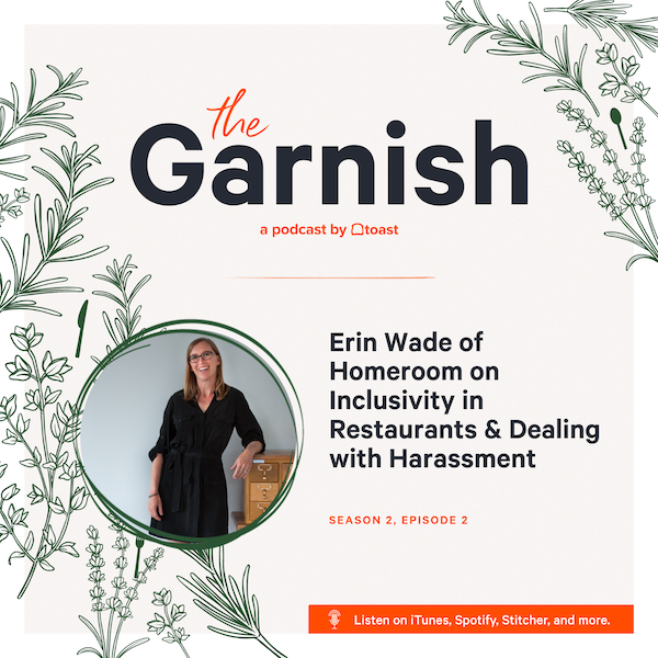 Erin Wade Garnish Graphic