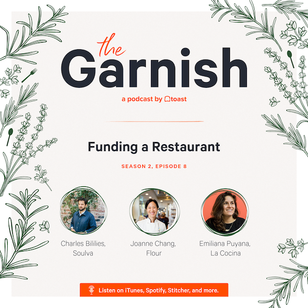 Funding Garnish Graphic