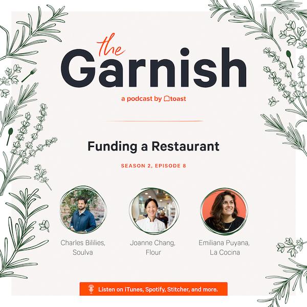 Funding Garnish Graphic