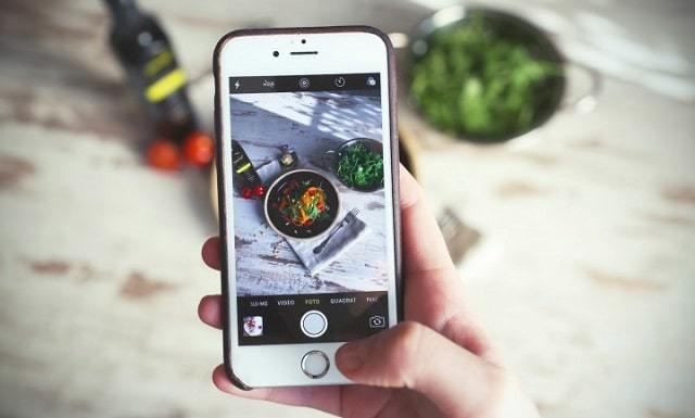 restaurant brand - instagram photos
