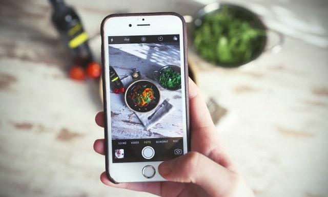 restaurant brand - instagram photos
