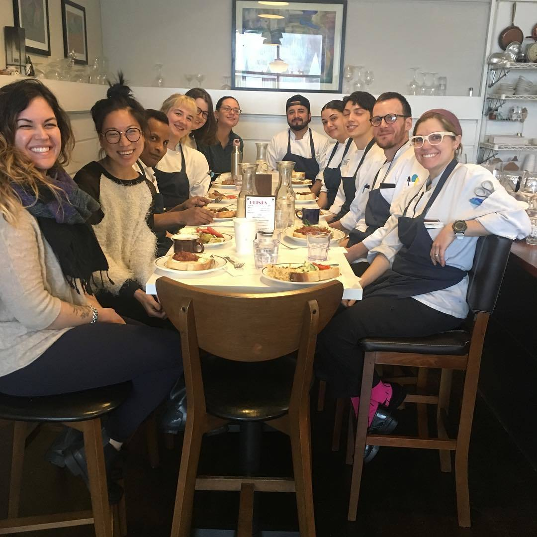 restaurant staff management models - Juliet Somerville