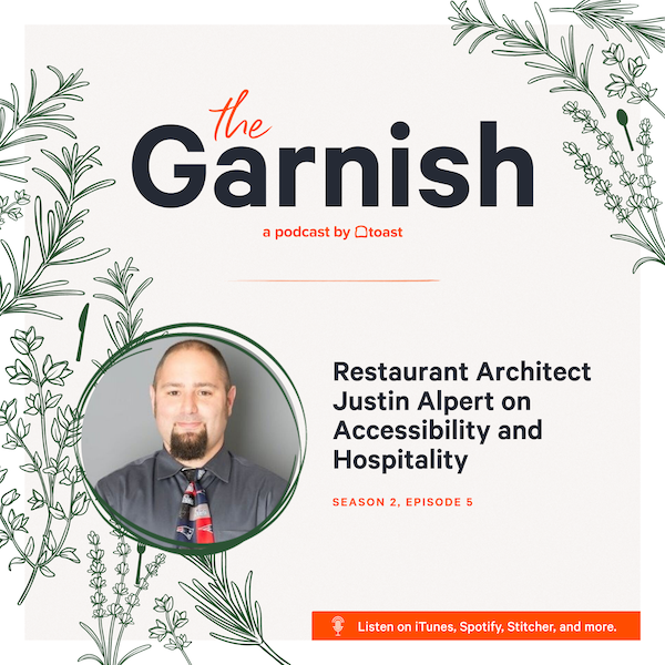 Justin Alpert Garnish Graphic