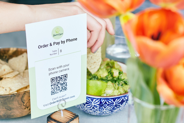 Order and Pay at the Table