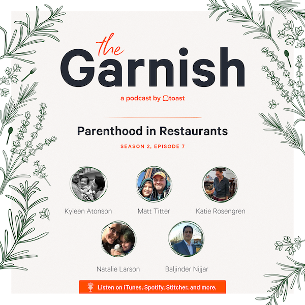 Parenthood Garnish Graphic