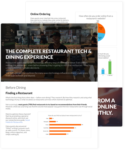 Restaurant Success 2017 Sheet