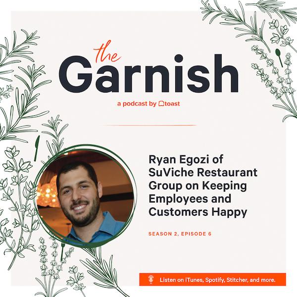 Ryan Egozi Garnish Graphic