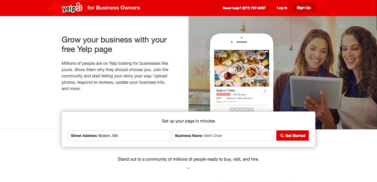 restaurant brand - review sites