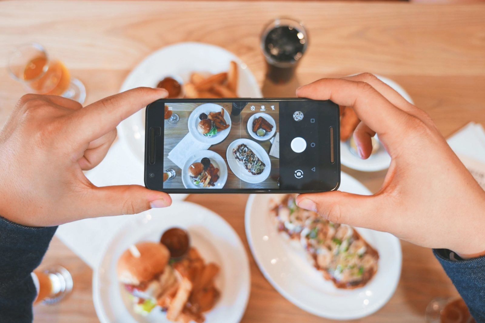 Instagram restaurant