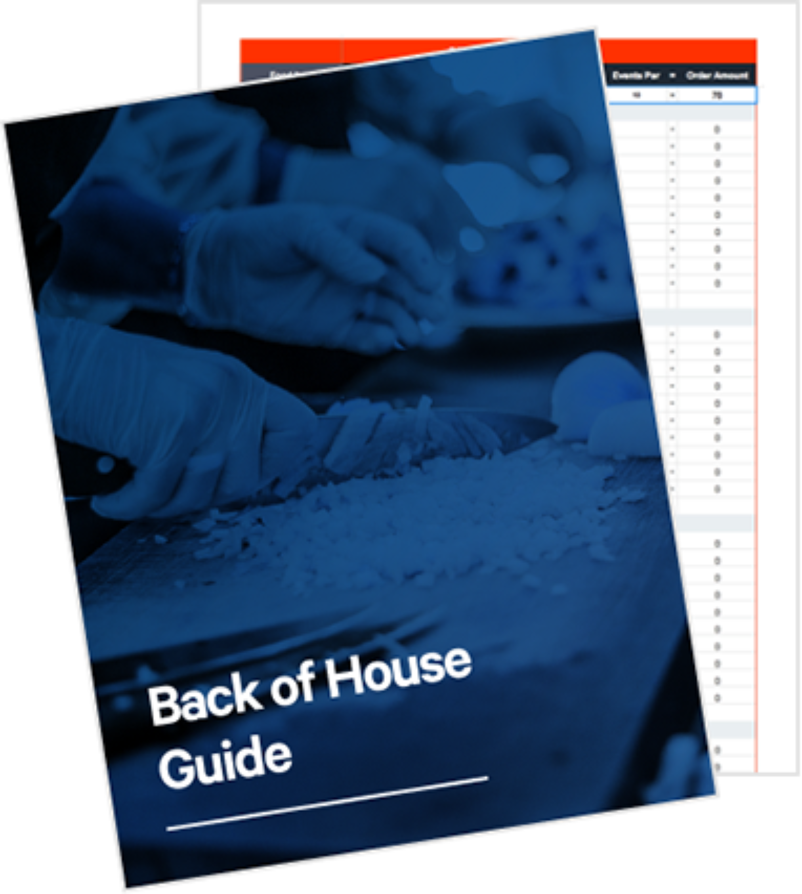 17 back of house guide