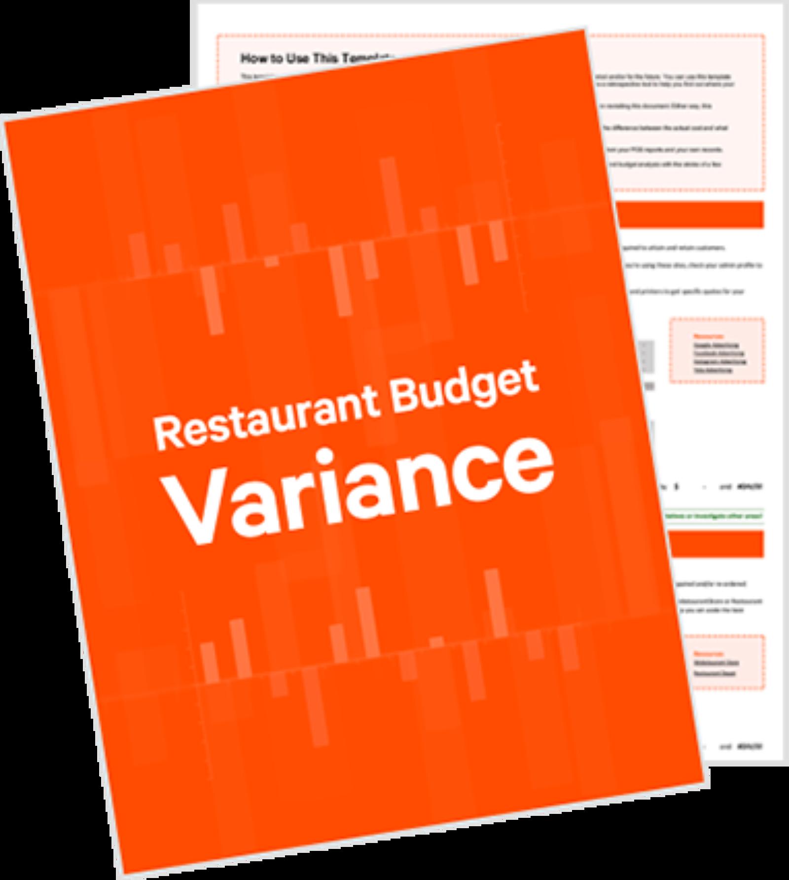 18 budget variance