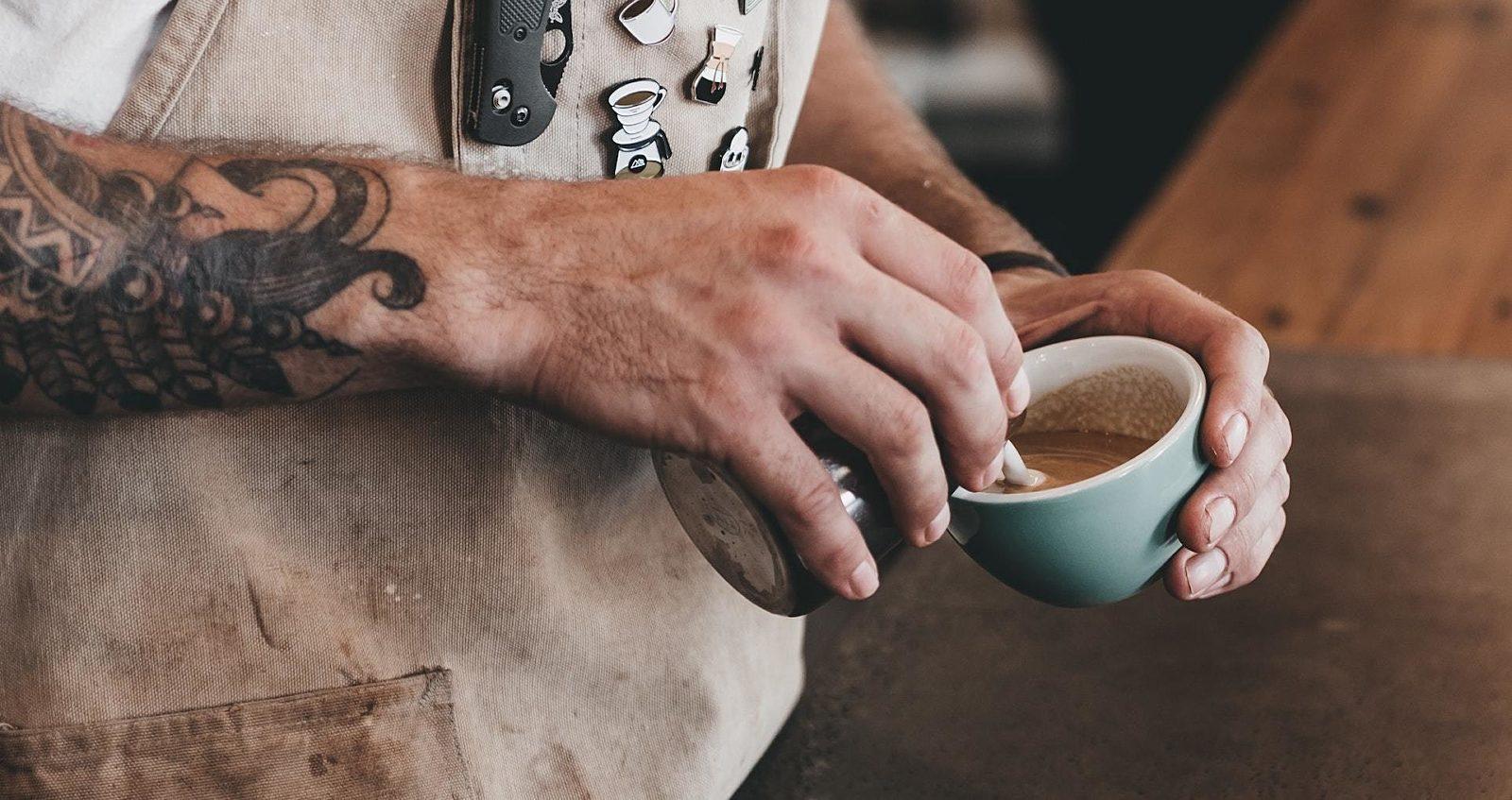 Espresso coffee beverages