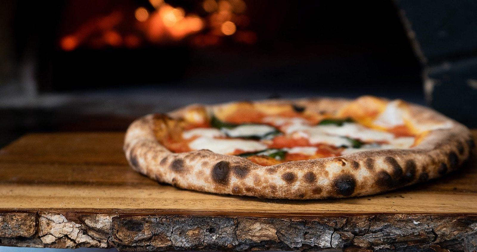 Pizzeria supplies header