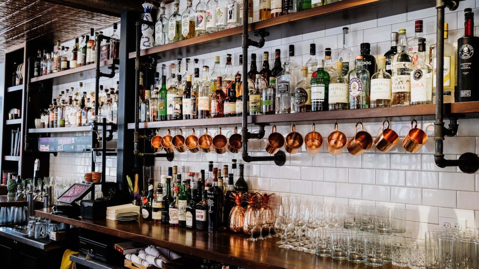 Bar profit margins