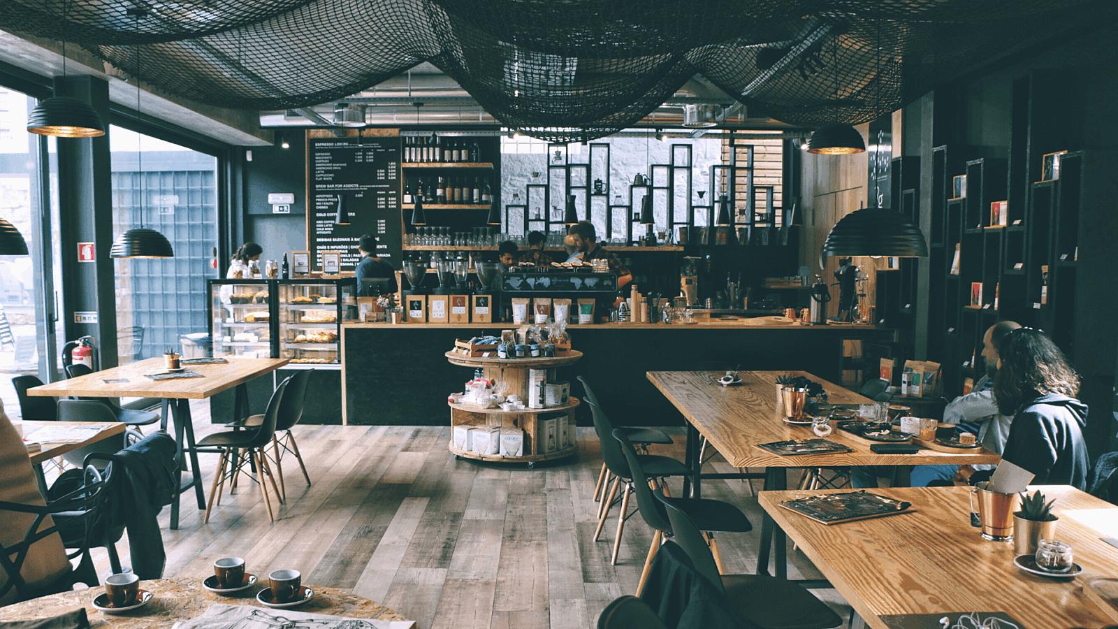 Cafe Design hero