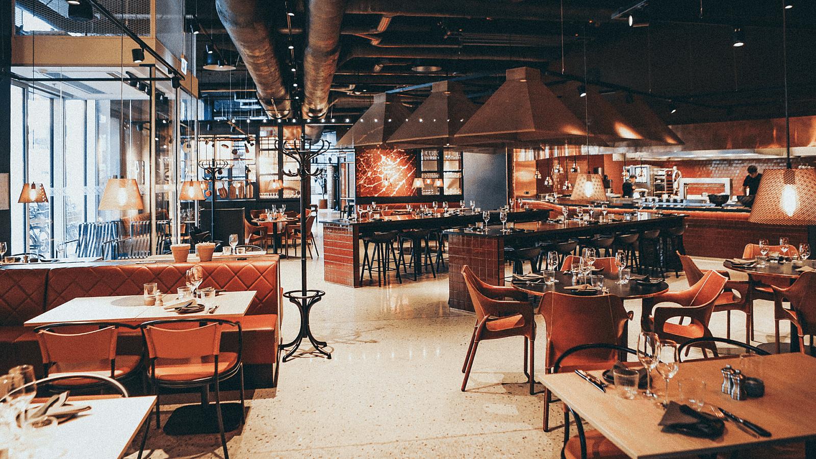Restaurant Table Designs OTL HERO