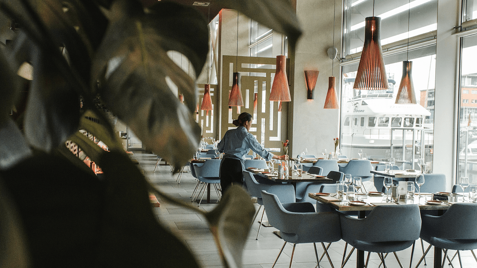 Restaurant soft opening