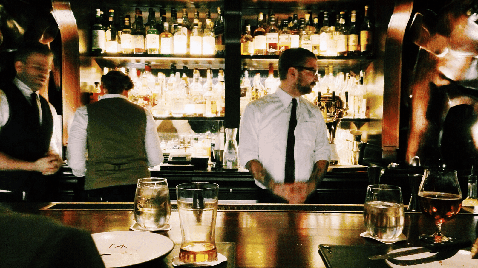 Bar competition OTL HERO