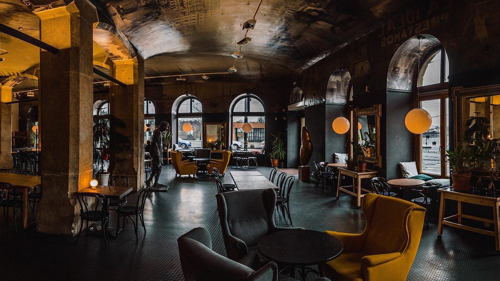 Emptyrestaurant loan