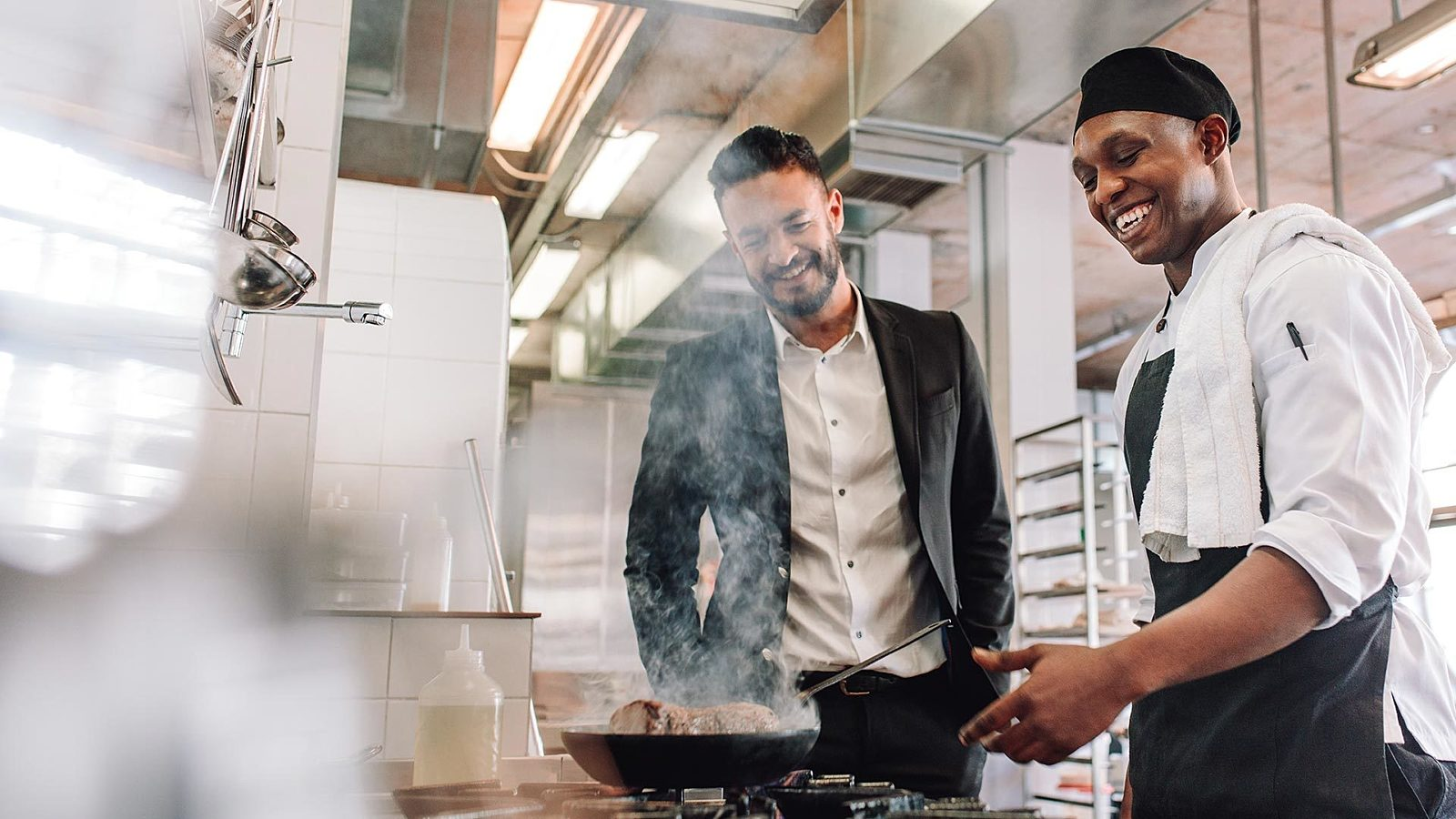 How to Train a Restaurant Manager