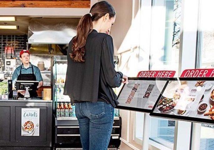 Guest facing kiosks