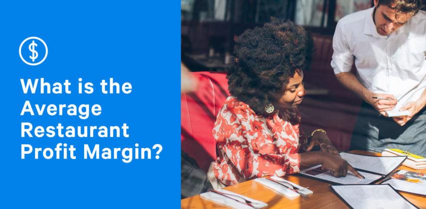What is the Average Restaurant Profit Margin?