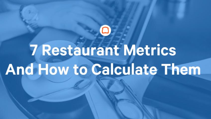 Restaurant-metrics