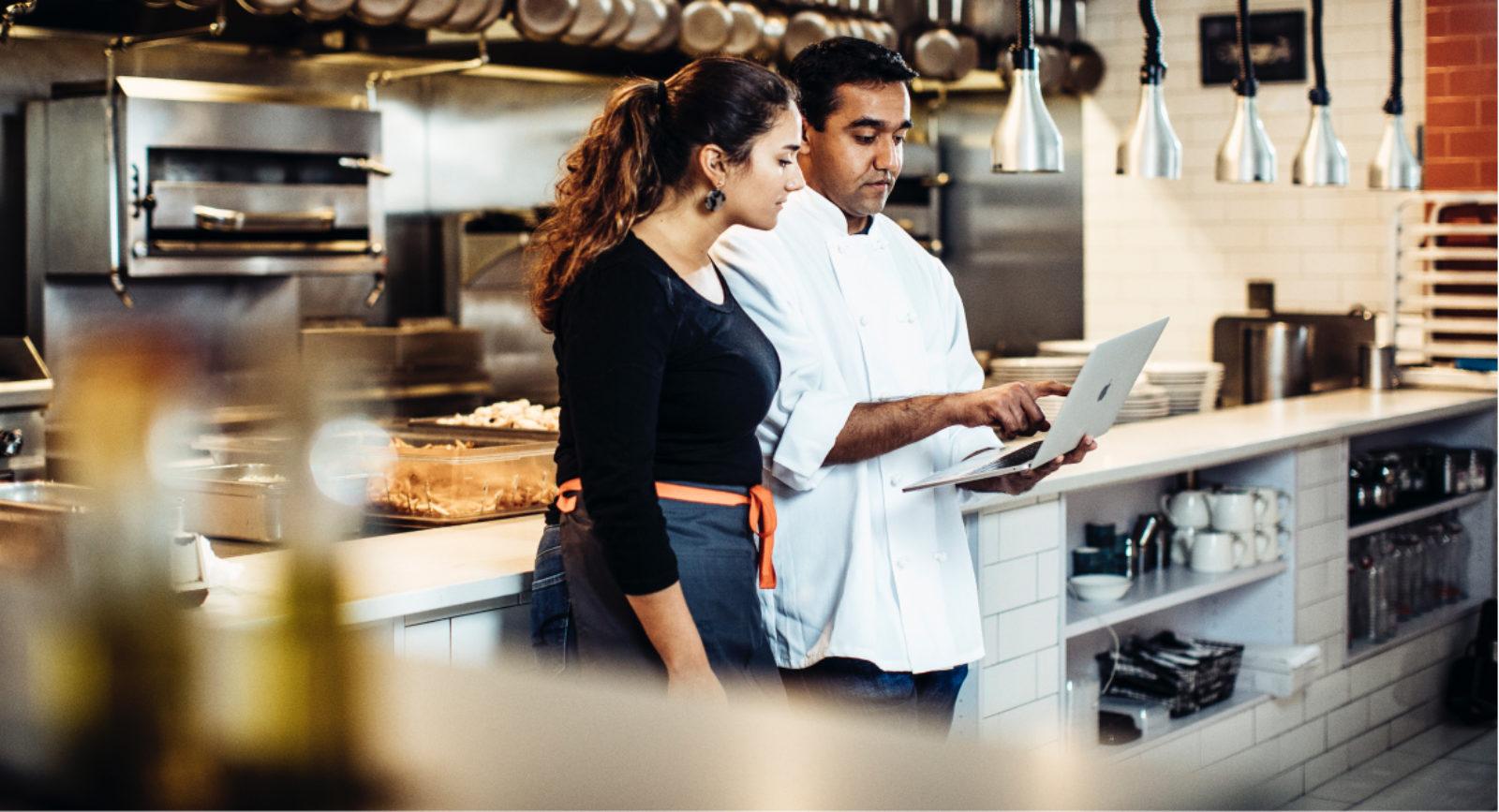 Restaurant Manager Daily Log Book