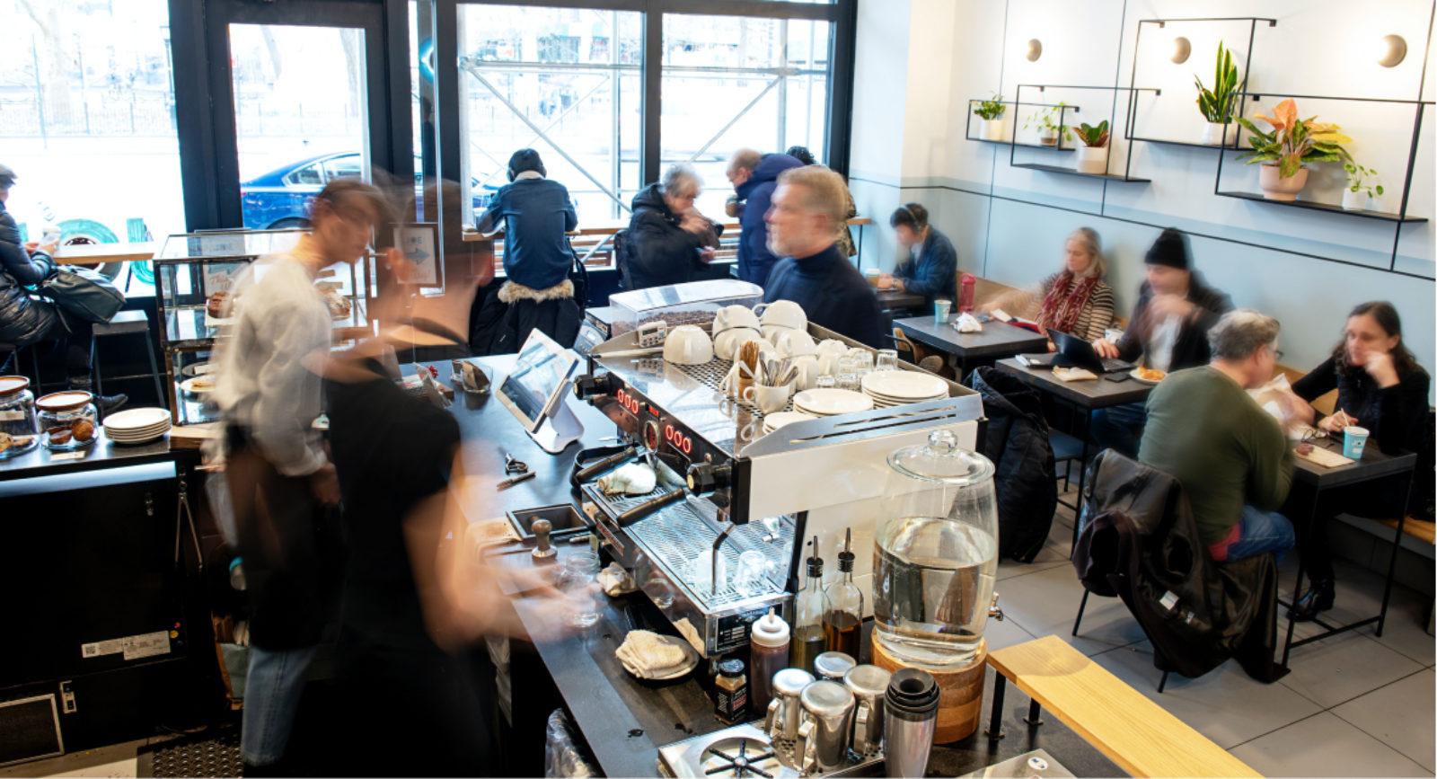 Coffee Shop - Coffee Shop POS System
