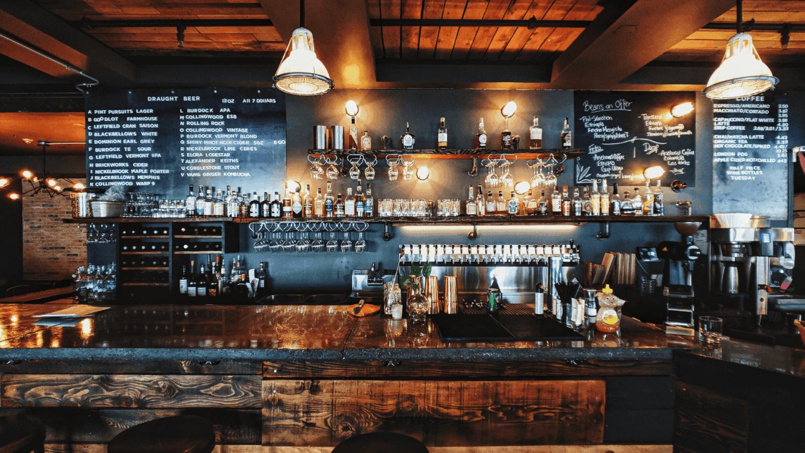 10 Examples Of Killer Bar Menu Design Ideas On The Line Toast Pos