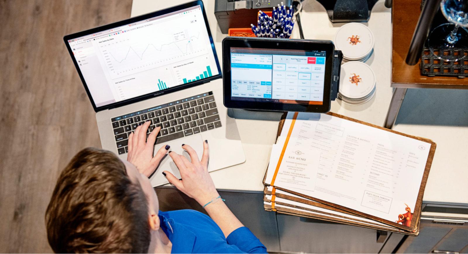Restaurant Data Reports - POS Software