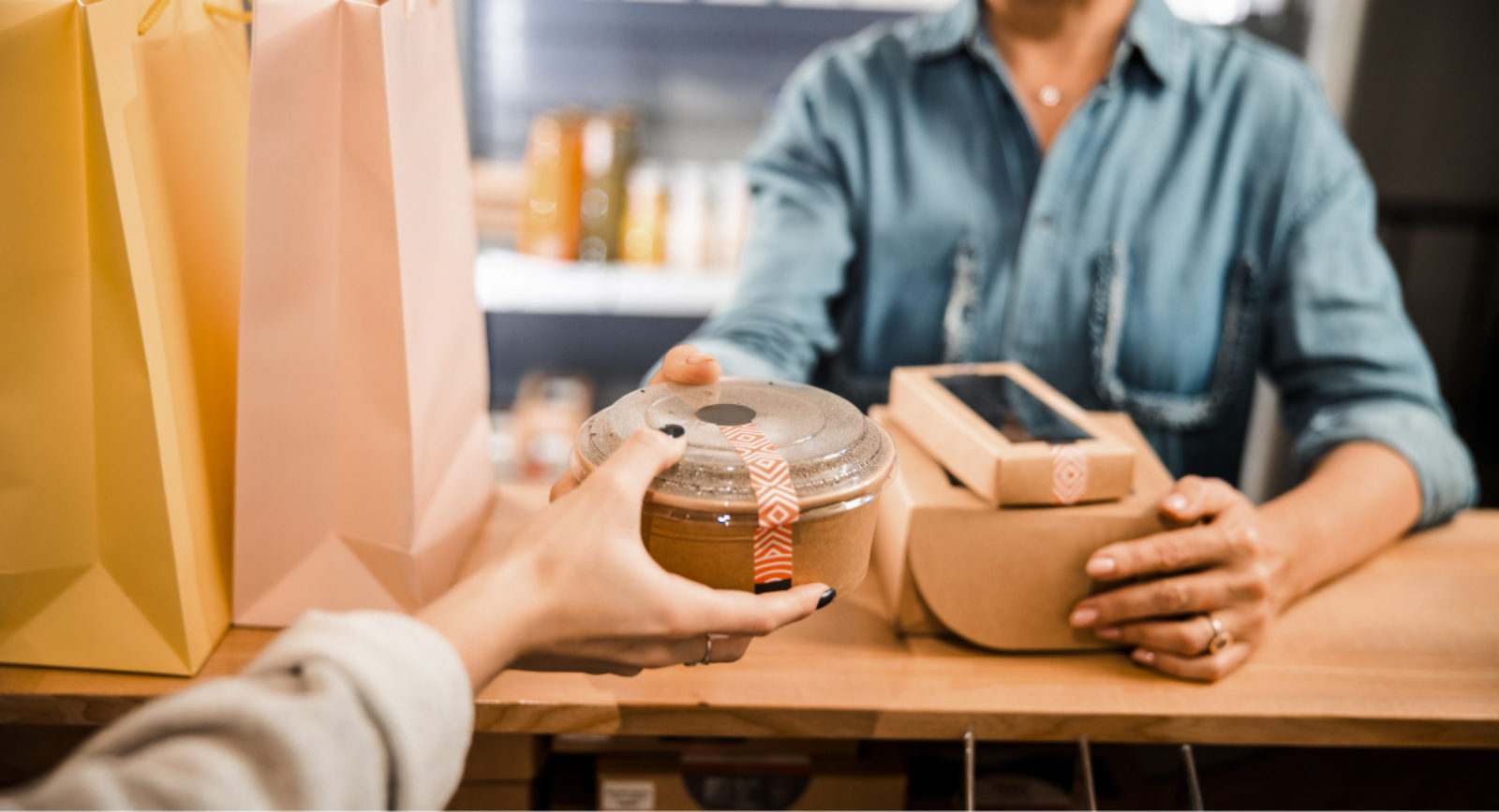 Online Food Ordering System Hero