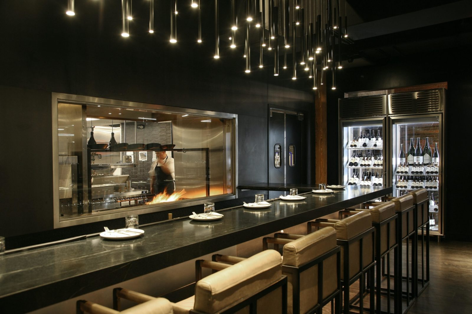 Restaurant Kitchen Designs How To Set Up A Commercial On The Line Toast Pos