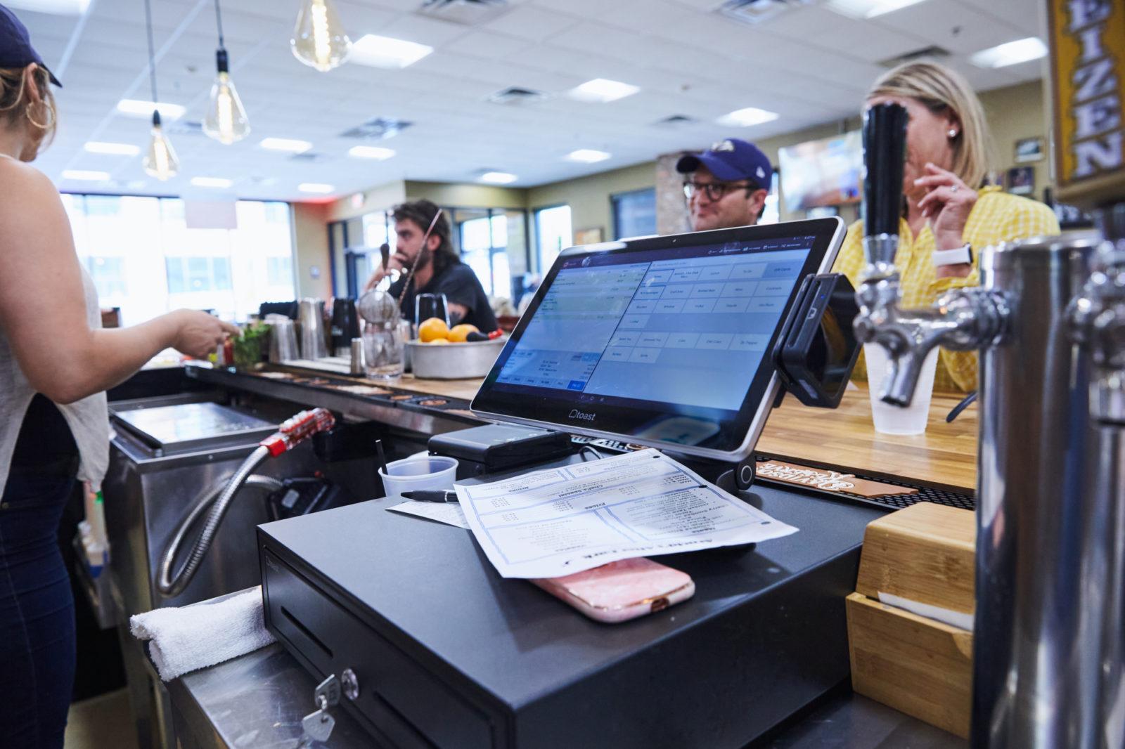 Debit and credit card processors