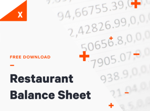 Restaurant Balance Sheet Thumbnail