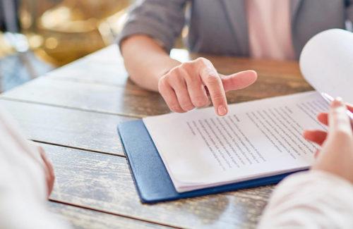 Employee handbook mobile