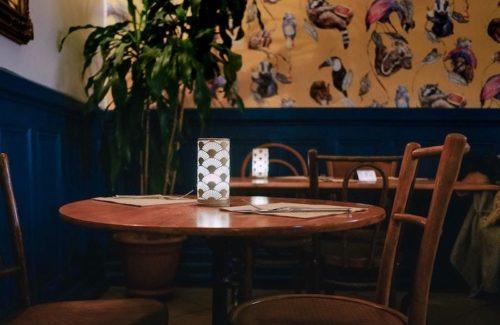Restaurant marketing pillar page mobile
