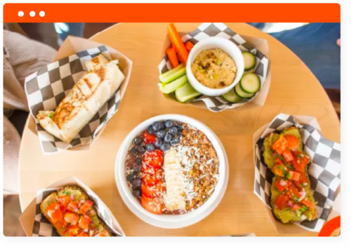 What is fast casual