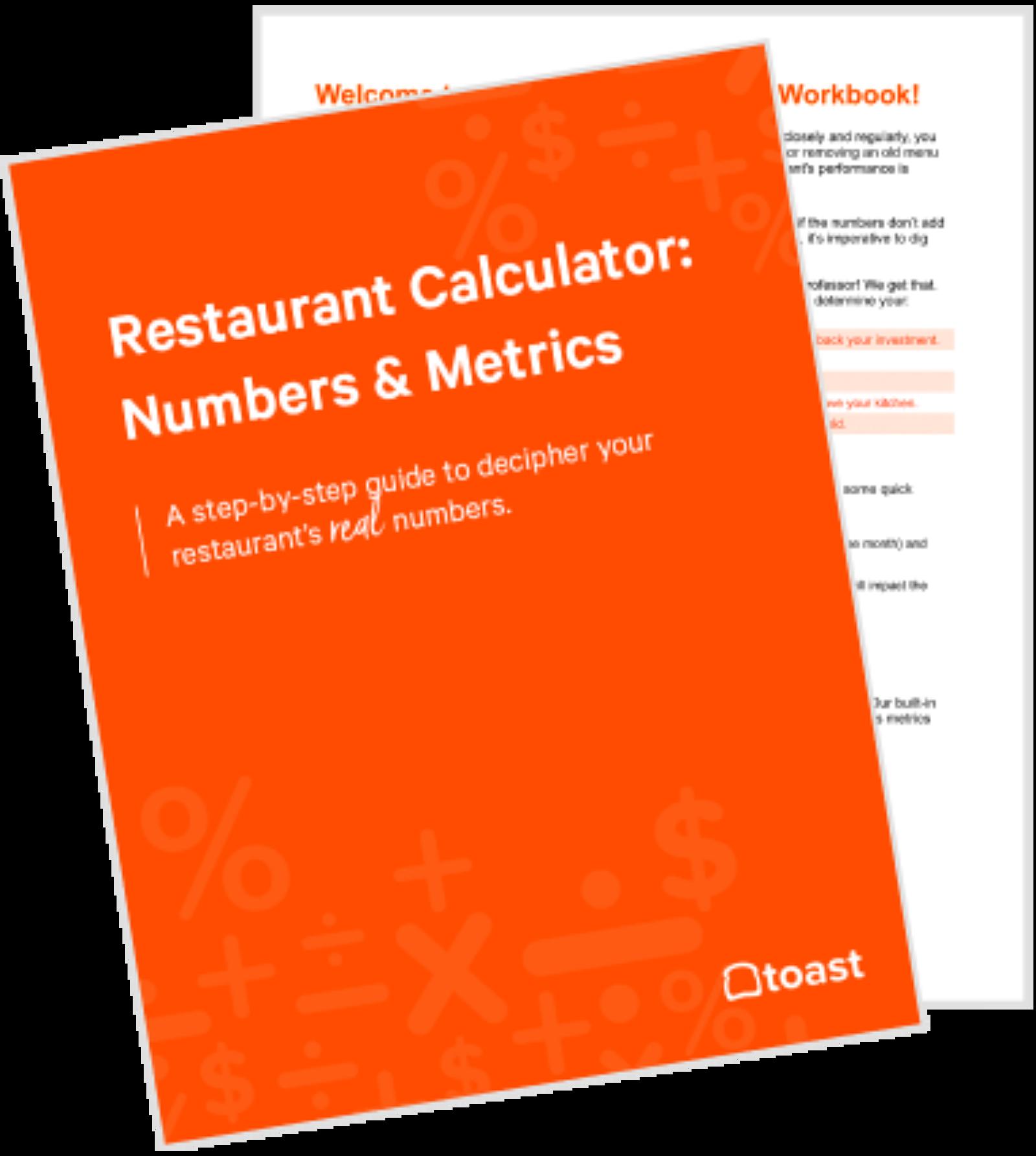 Numbers and metrics