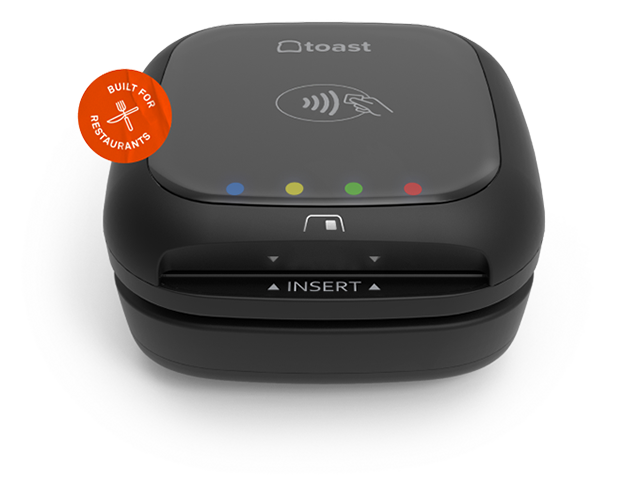 Contactless Payment Systems | Touchless Payment | Toast POS