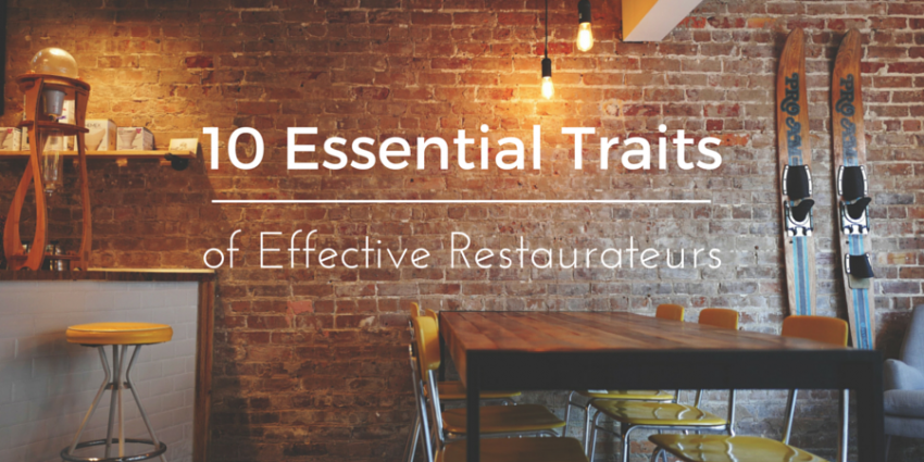 10 Essential Traits 1