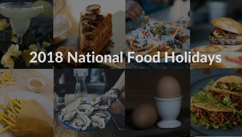2018Nationalfoodholidays Min