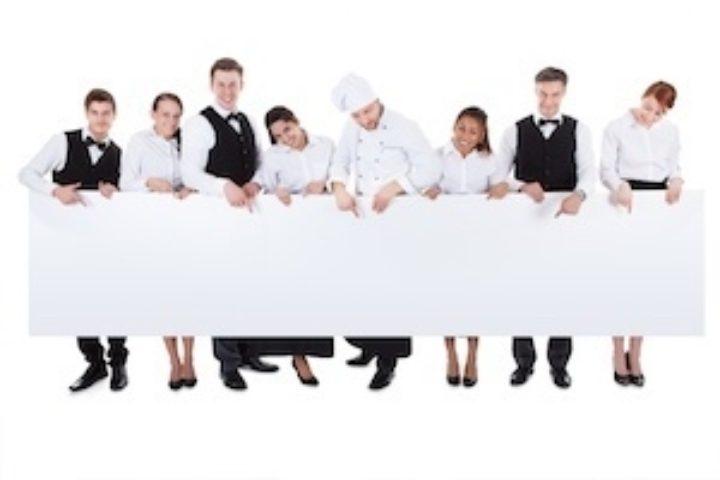 Restaurant Staff 1